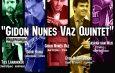 10 декабря — Gidon Nunes Vaz Quintet